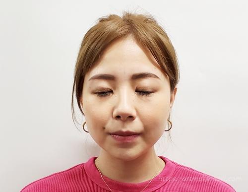 AISクリニックアートメイク体験-デザイン下書き