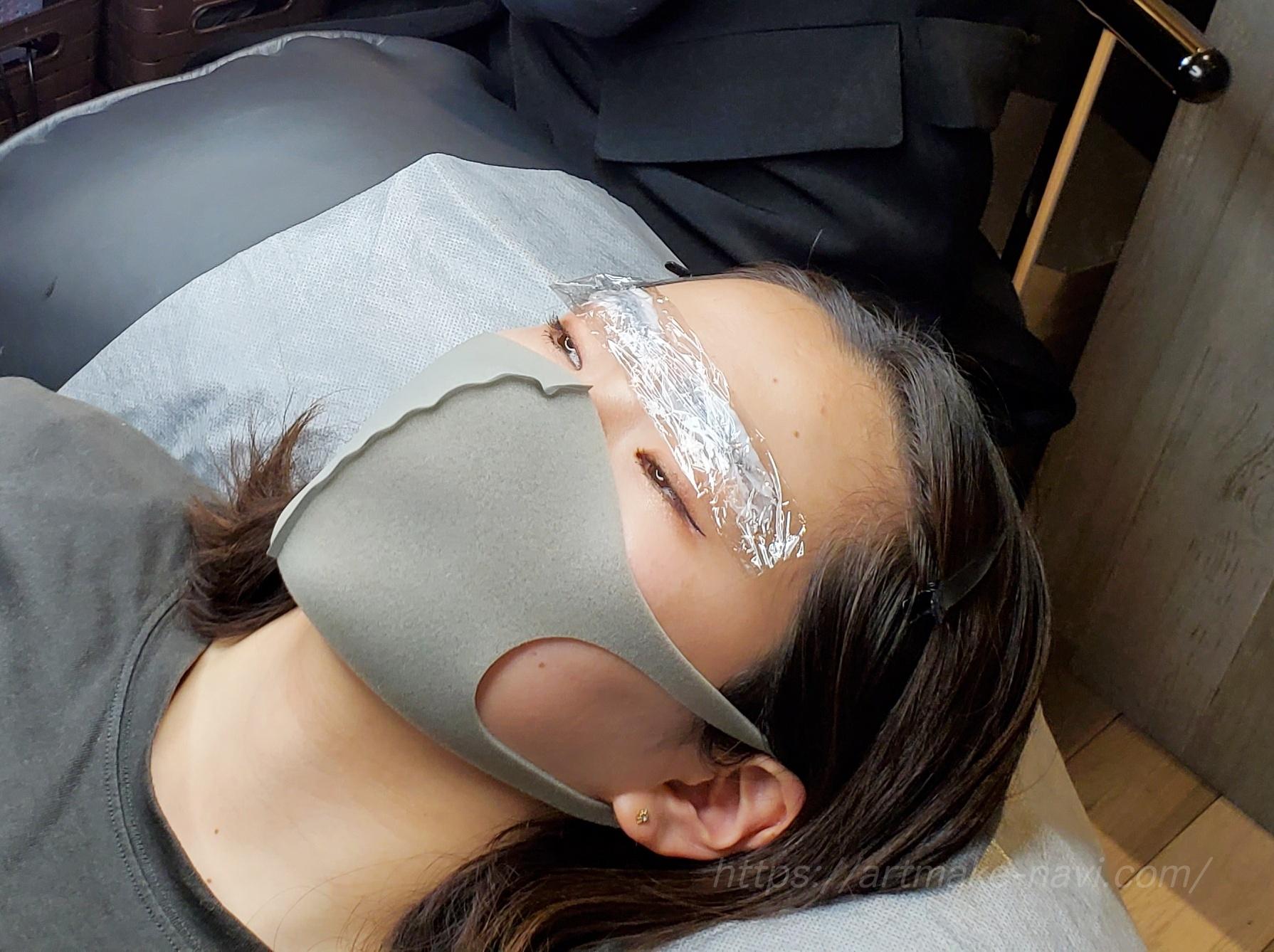 心斎橋グレース体験-麻酔